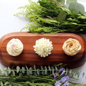 12 Custom Vegan Cupcakes