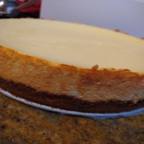 gluten free New York Style Cheesecake