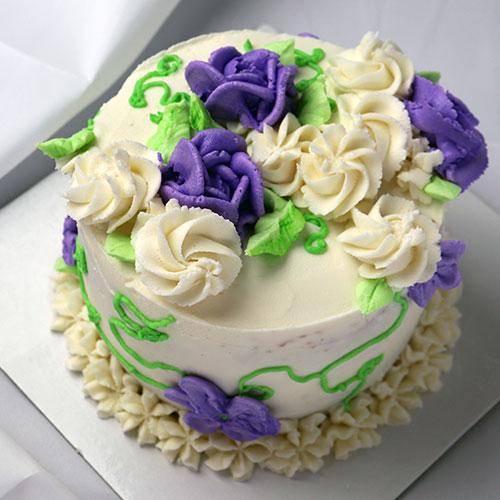 Gluten free custom cake