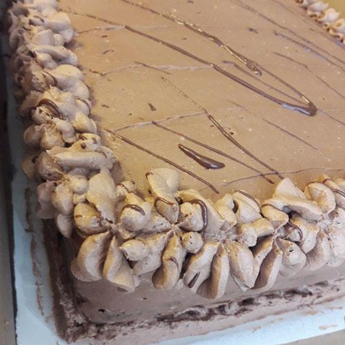 gluten free sheet cake