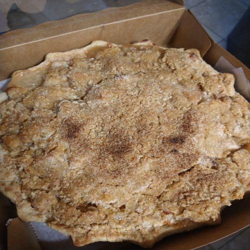 dutch apple pie gluten free