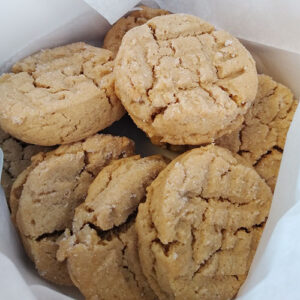 Vegan Peanut Butter Cookie