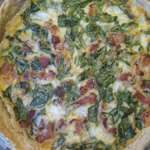 Quiche – build your own