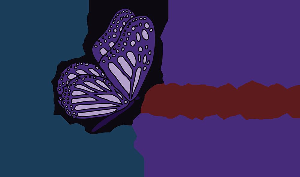 Nece's logo oxblood