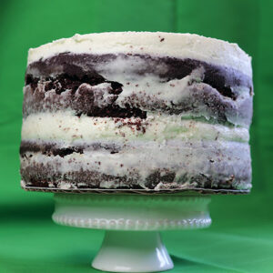 6″ Vegan Custom Cake